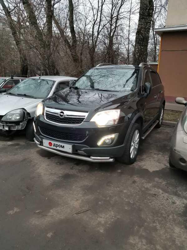 Opel Antara, 2014 год, 820 000 руб.