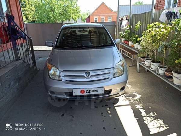 Toyota ist, 2004 год, 334 000 руб.