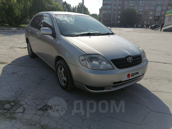 Toyota Corolla, 2001 год, 299 000 руб.