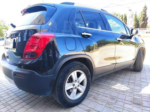 Chevrolet Tracker, 2015 год, 725 000 руб.