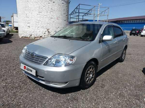 Toyota Corolla, 2001 год, 229 000 руб.