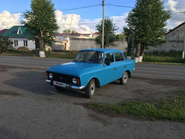 Москвич 412, 1990 год, 35 000 руб.