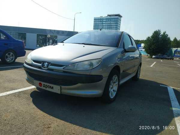 Peugeot 206, 2003 год, 135 000 руб.