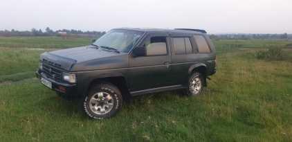 Иркутск Pathfinder 1993