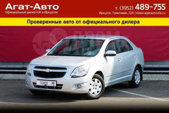Chevrolet Cobalt, 2013 год, 369 000 руб.