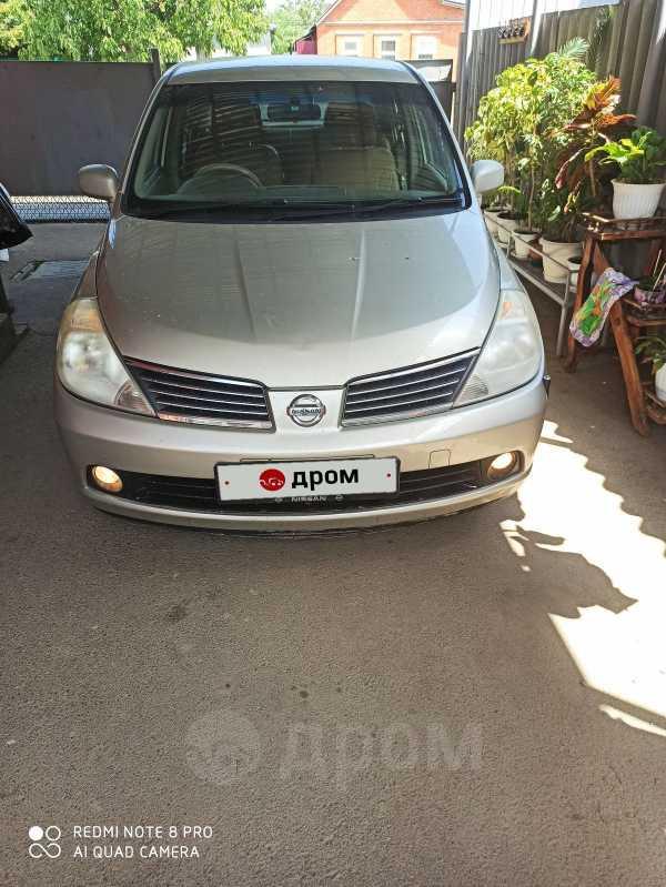 Nissan Tiida Latio, 2005 год, 330 000 руб.