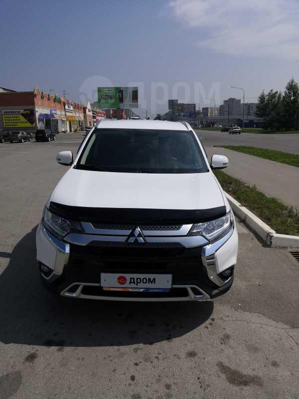 Mitsubishi Outlander, 2019 год, 1 820 000 руб.