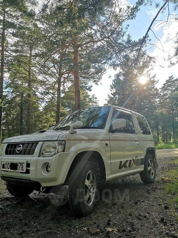 Nissan Kix, 2009 год, 357 000 руб.