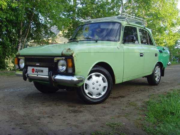 Москвич 412, 1988 год, 60 900 руб.