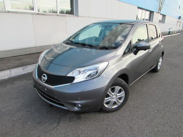 Nissan Note, 2016 год, 630 000 руб.