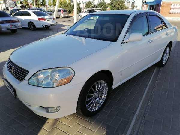 Toyota Mark II, 2001 год, 393 000 руб.