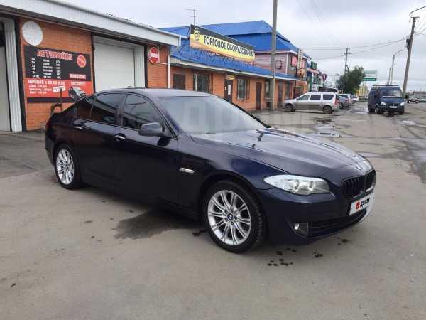 BMW 5-Series, 2012 год, 999 999 руб.