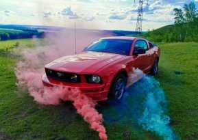 Красноярск Mustang 2005