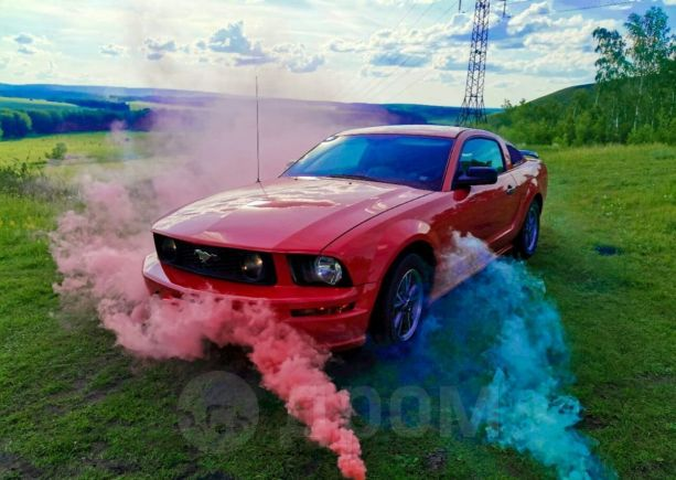 Ford Mustang, 2005 год, 700 000 руб.