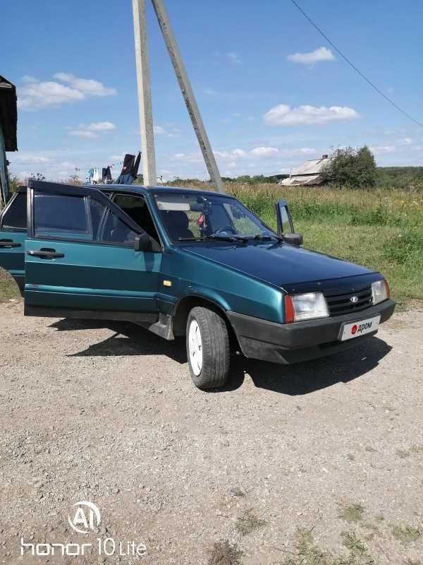 Лада 21099, 1999 год, 53 000 руб.