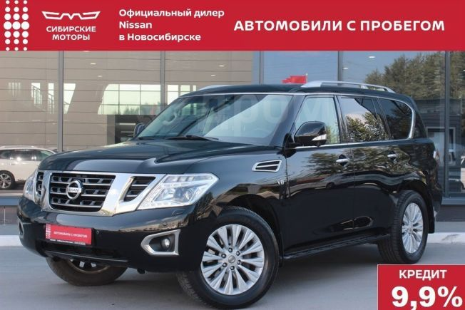 Nissan Patrol, 2015 год, 2 100 000 руб.