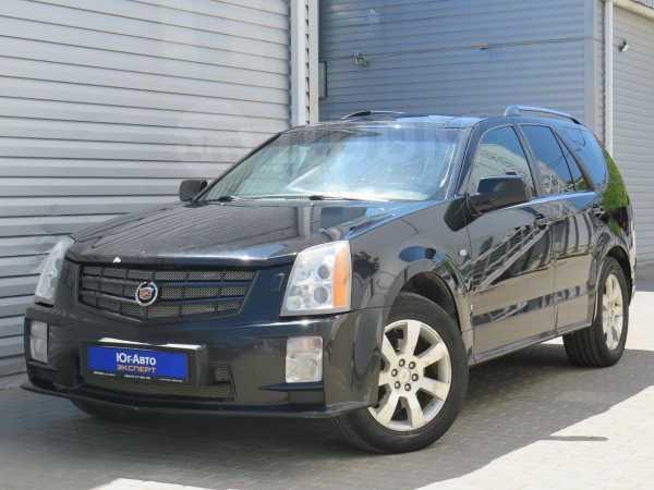 Cadillac SRX, 2007 год, 402 800 руб.