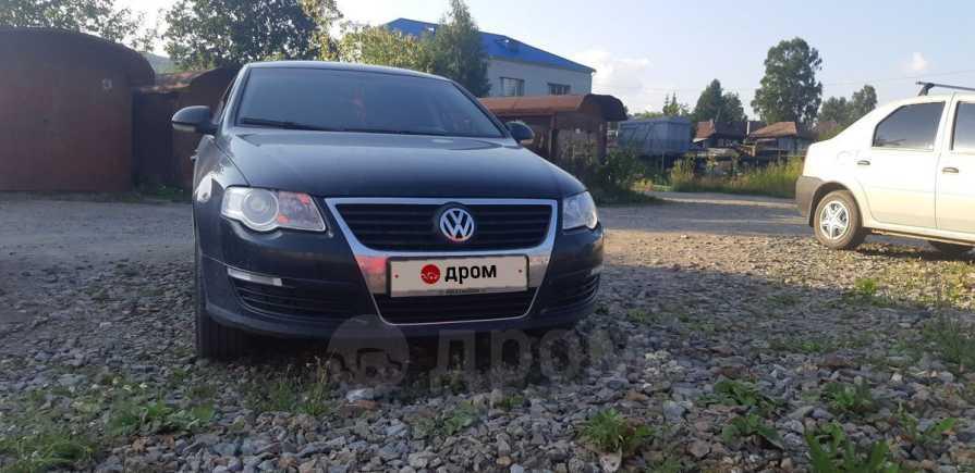 Volkswagen Passat, 2007 год, 395 000 руб.