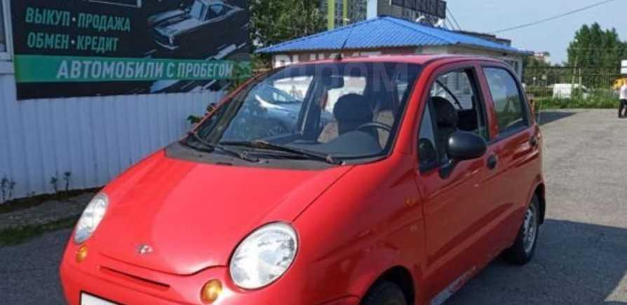 Daewoo Matiz, 2009 год, 79 000 руб.