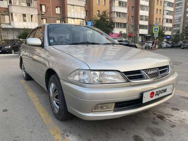 Toyota Carina, 1999 год, 277 000 руб.
