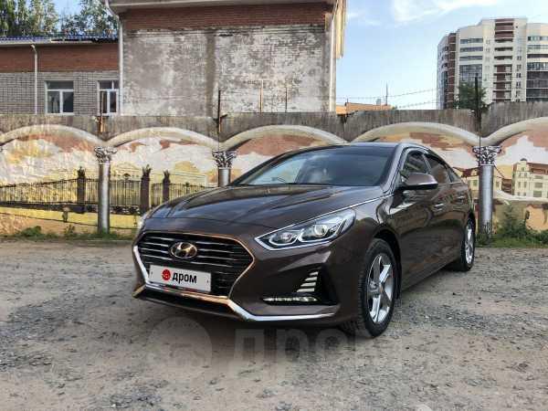 Hyundai Sonata, 2019 год, 1 445 000 руб.