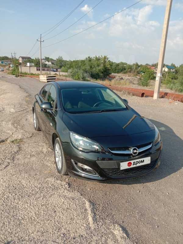 Opel Astra, 2014 год, 520 000 руб.