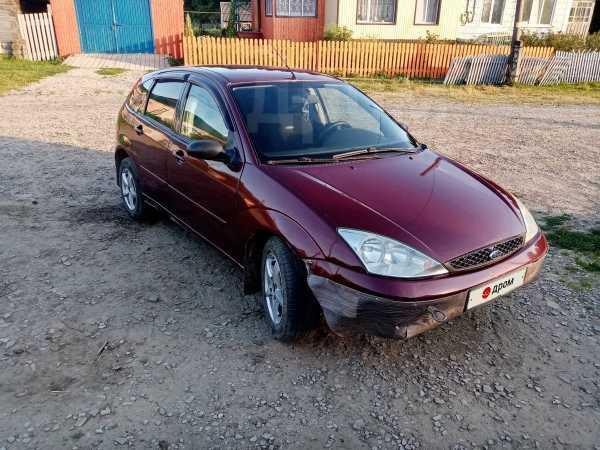 Ford Focus, 2004 год, 215 000 руб.