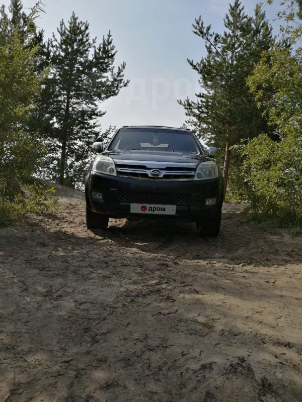 Great Wall Hover, 2008 год, 270 000 руб.