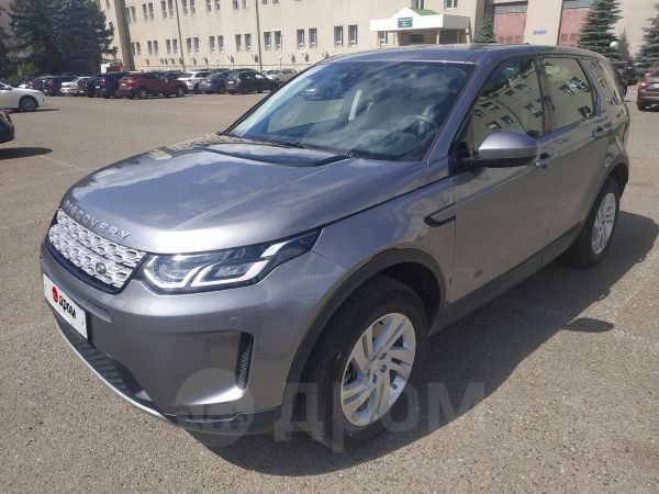 Land Rover Discovery Sport, 2020 год, 2 850 000 руб.