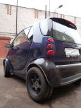 Smart Fortwo, 2002 год, 300 000 руб.
