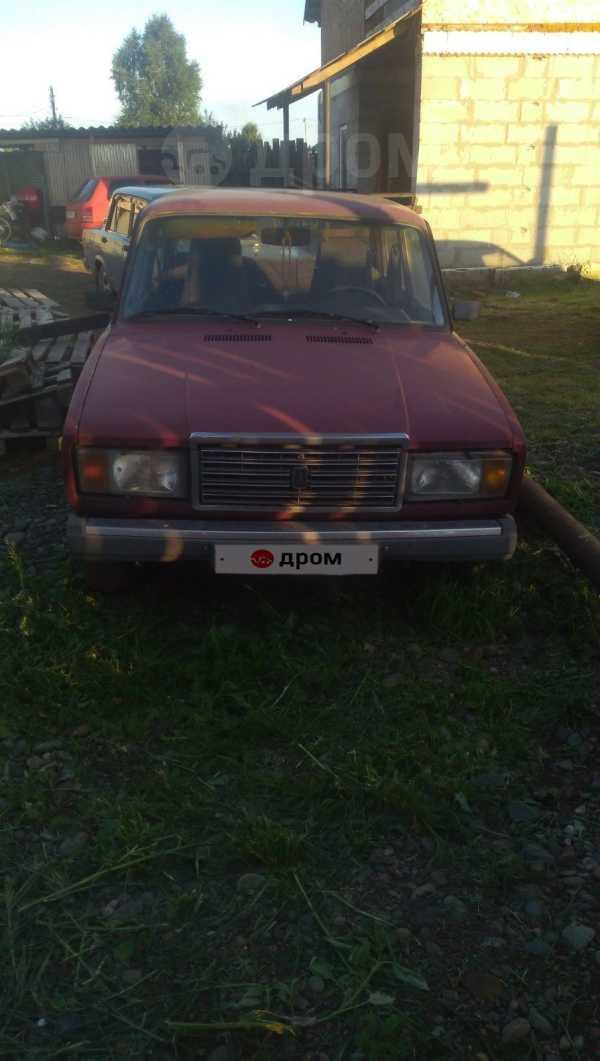Лада 2107, 1996 год, 24 500 руб.