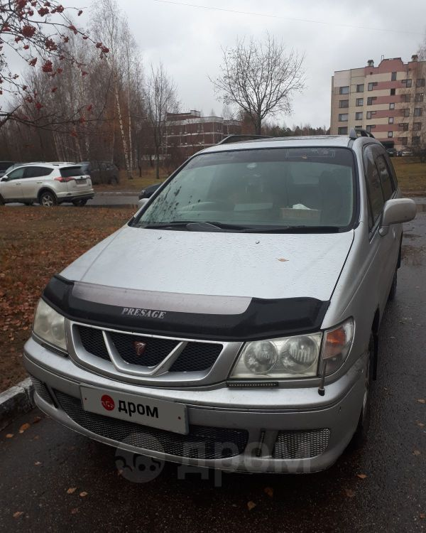 Nissan Presage, 1998 год, 90 000 руб.