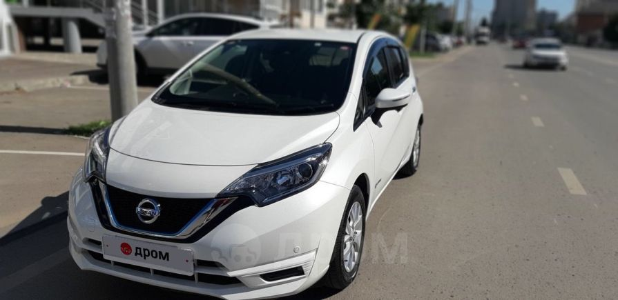 Nissan Note, 2019 год, 1 120 000 руб.