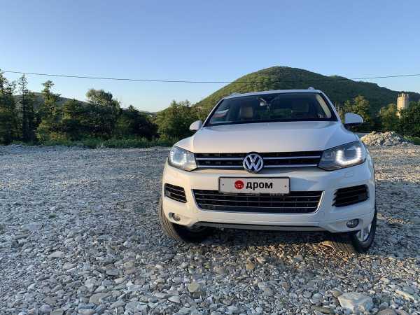 Volkswagen Touareg, 2014 год, 1 660 000 руб.