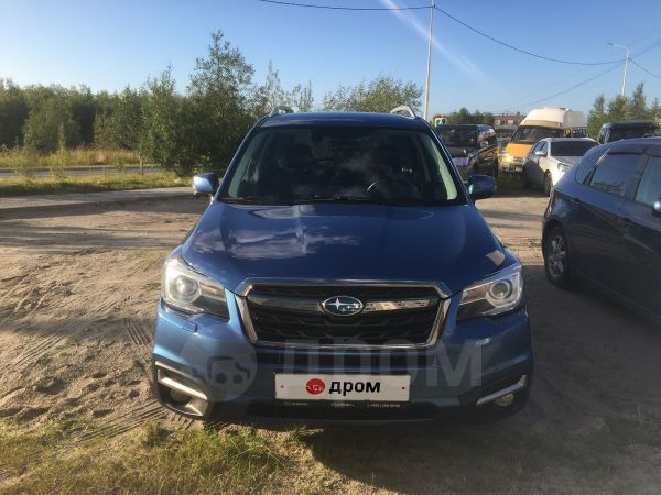 Subaru Forester, 2017 год, 1 820 000 руб.