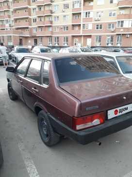 Краснодар 21099 1995