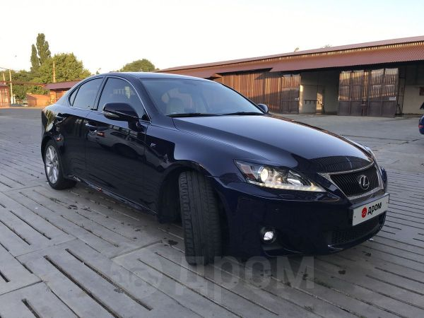 Lexus IS250, 2011 год, 1 250 000 руб.