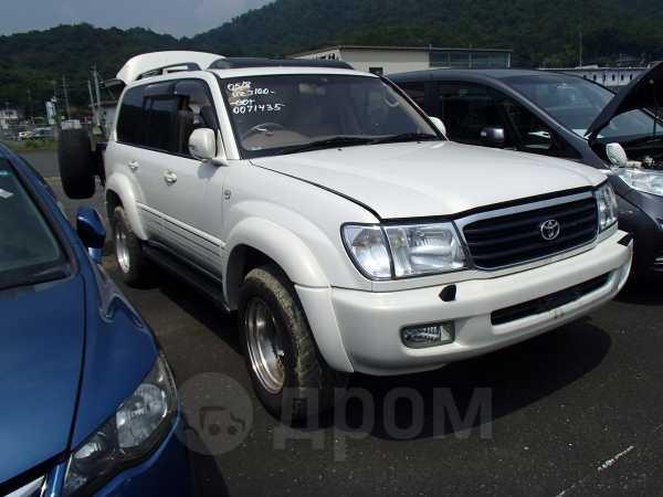 Toyota Land Cruiser Cygnus, 1999 год, 900 000 руб.