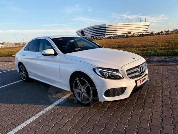 Mercedes-Benz C-Class, 2015 год, 1 390 000 руб.