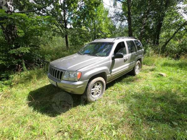 Jeep Grand Cherokee, 1999 год, 320 000 руб.