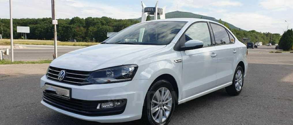 Volkswagen Polo, 2016 год, 775 000 руб.