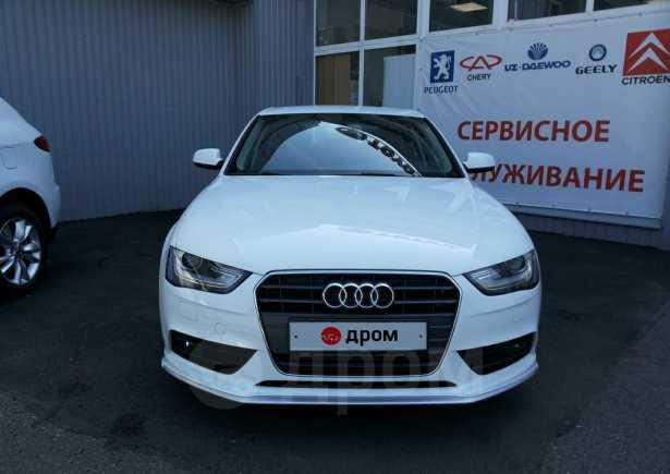 Audi A4, 2013 год, 950 000 руб.