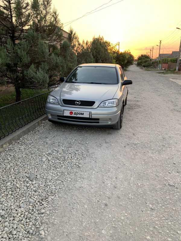 Opel Astra, 2007 год, 345 000 руб.