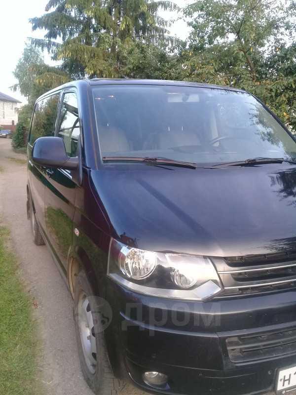 Volkswagen Multivan, 2010 год, 1 400 000 руб.