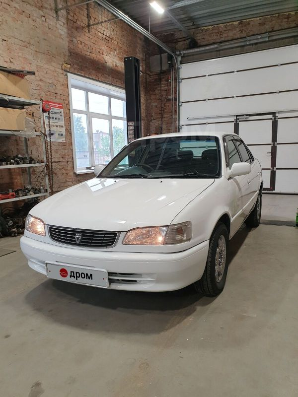 Toyota Corolla, 1998 год, 230 000 руб.