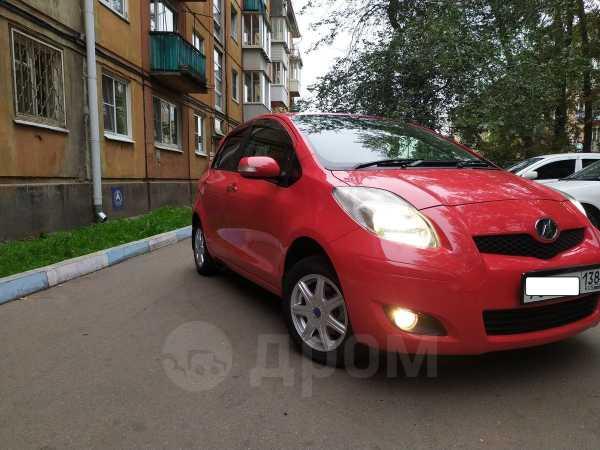 Toyota Vitz, 2010 год, 457 000 руб.