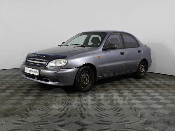 Chevrolet Lanos, 2007 год, 80 000 руб.