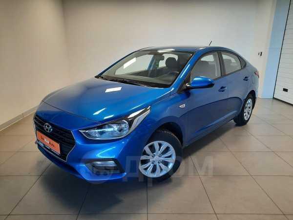 Hyundai Solaris, 2019 год, 755 200 руб.
