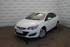 Москва Opel Astra 2015