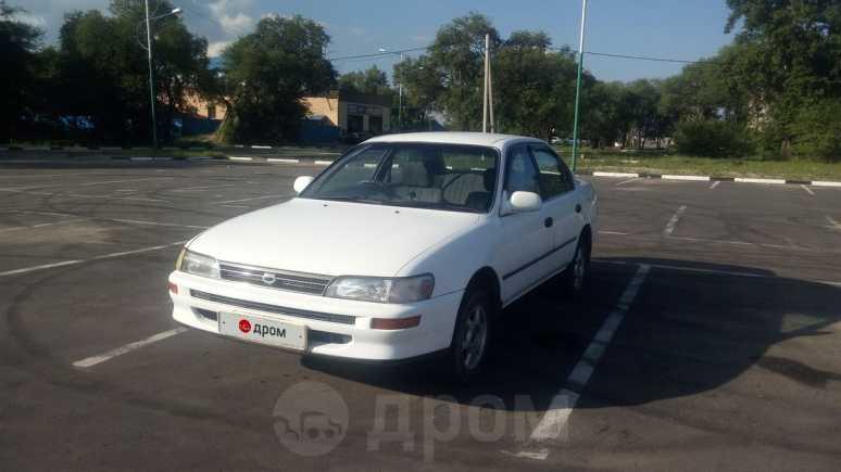 Toyota Corolla, 1992 год, 165 000 руб.